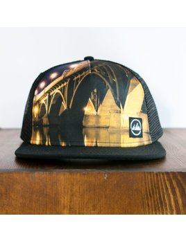 OUTTABOUNDS OUTTABOUNDS CITY OF BRIDGES HAT