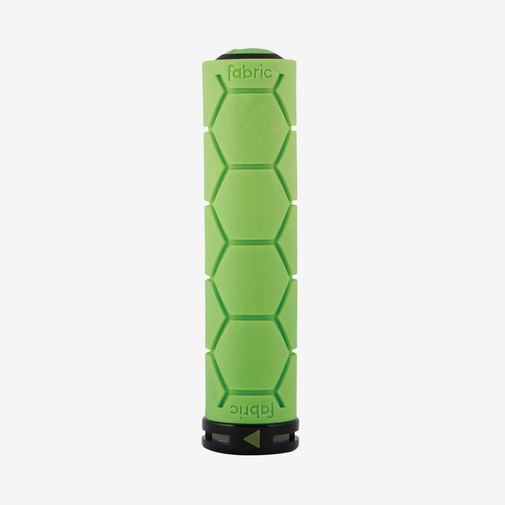 FABRIC SILICONE LOCK-ON GRIPS