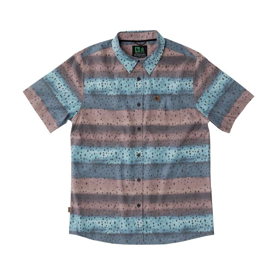 HIPPY TREE M'S HIPPY TREE BROWN TROUT WOVEN