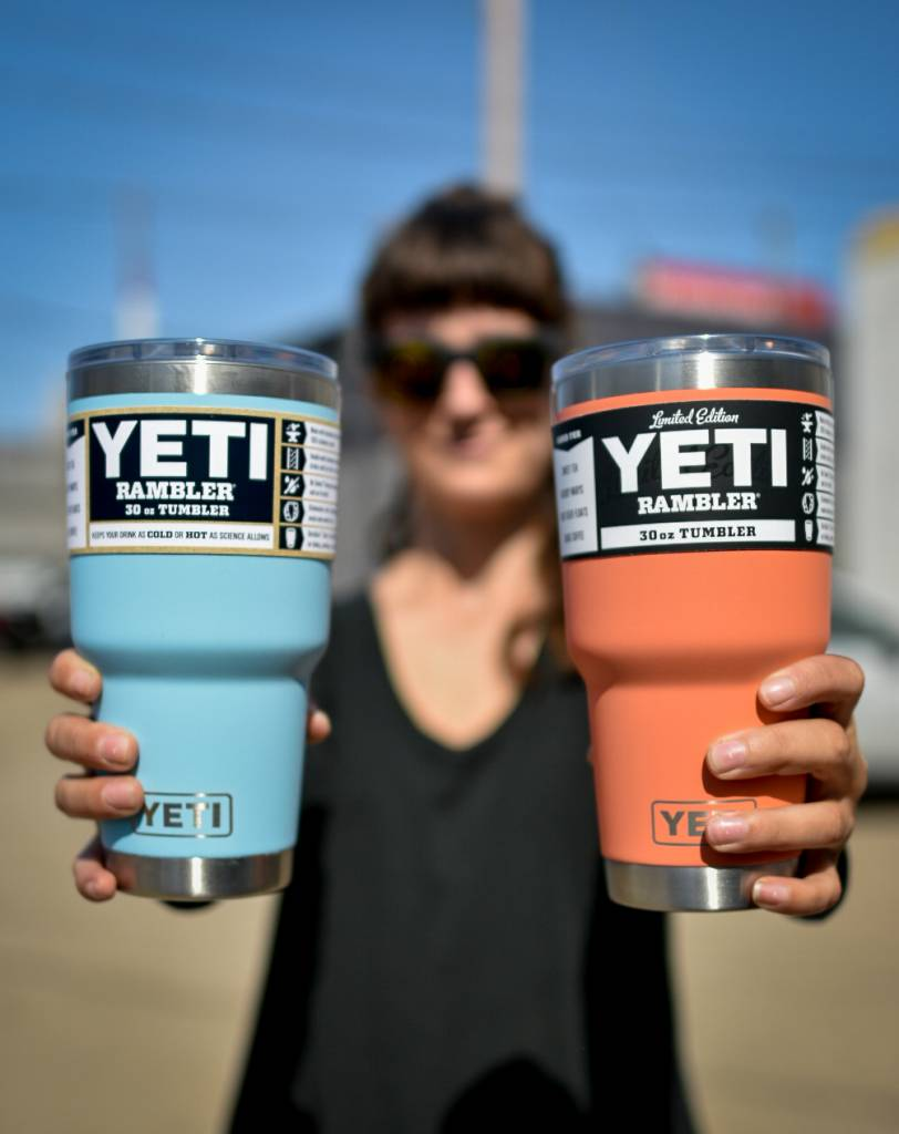 What Can You Use a Yeti 30 oz Rambler For?