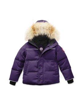 CANADA GOOSE CANADA GOOSE KIDS SNOWY OWL PARKA