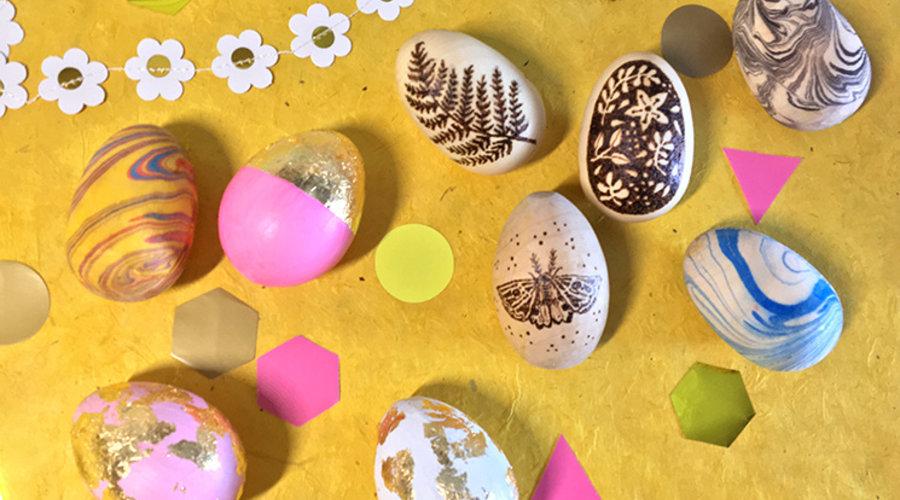 DIY: Alternative Easter Eggs & Mini Stuffers