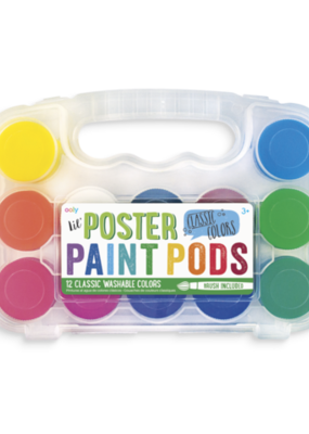 Ooly Lil' Poster Paint Classic