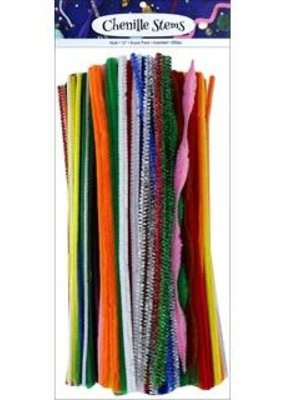 "Paper Accents Chenille Stem 12"" Super Pack"