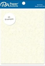 Paper Accents A2 Envelope  25 Pack Recycled Birch