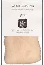 Wistyria Editions Wool Roving Single Pack