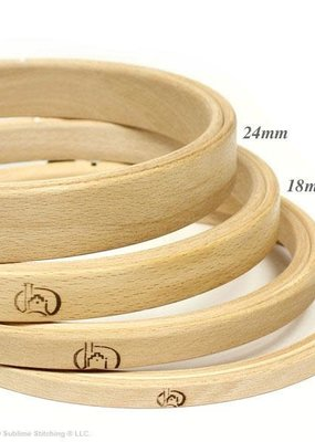 Klass and Gessmann Klass and Gessmann Embroidery Hoop 18mm 8.5 Inch