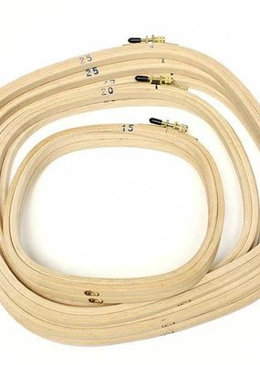 Klass and Gessmann Klass and Gessmann Square Embroidery Hoop 8mm 6 Inch