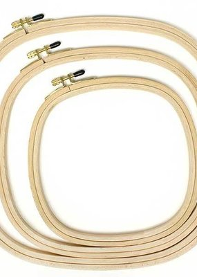 Klass and Gessmann Klass and Gessmann Square Embroidery Hoop 8mm 10 Inch