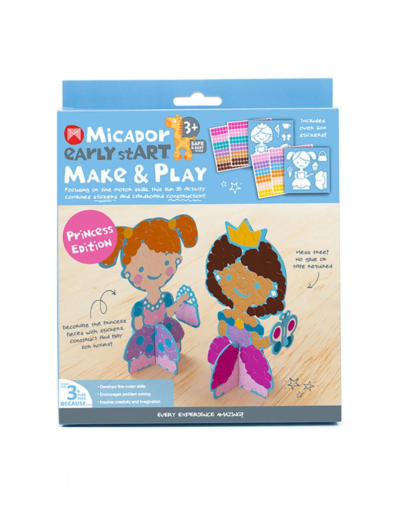 Micador Make & Play Princess