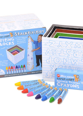 Micador Stacktivities Nesting Blocks Set