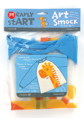 Micador Art Smock Blue