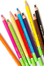 Micador Jumbo Pencils 10 Color Pack
