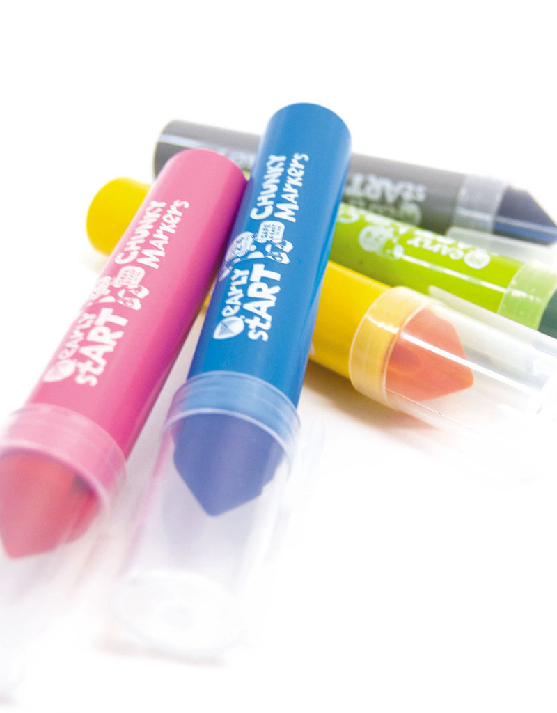 Micador Chunky Markers 5 Color Set