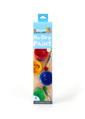Micador No-Drip Paint 4 Color Set