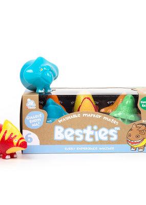Micador Besties Marker Mates Dino 6 Pack