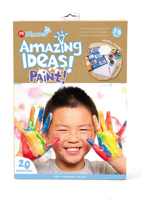 Micador Amazing Ideas Activity Pack Paint