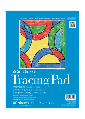 Strathmore Strathmore Kids Tracing Paper Pad 9 x 12 Inch