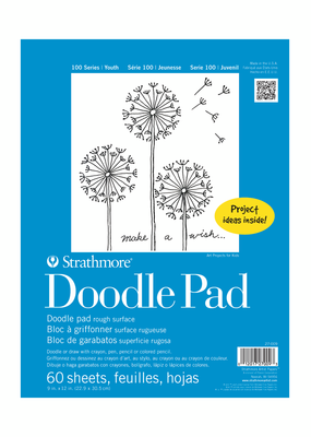 Strathmore Strathmore Kids Doodle Pad 9 x 12 Inch