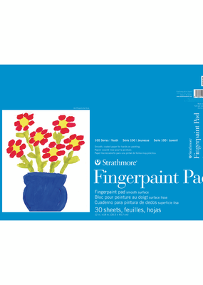 Strathmore Strathmore Kids Fingerpaint Paper Pad 12 x 18 Inch