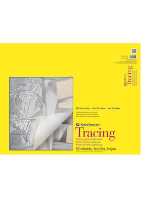 Strathmore Strathmore Tracing Paper Pad 300 Series 19 x 24 Inch