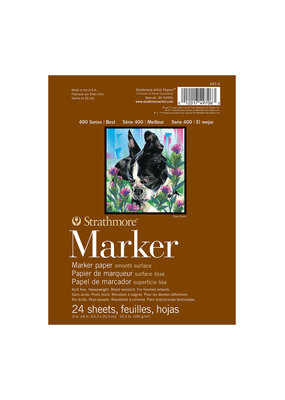 Strathmore Strathmore Marker Paper Pad 400 Series 6 x 8 Inch