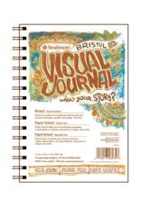 Strathmore Strathmore Visual Journal Bristol Smooth 5.5 x 8 Inch