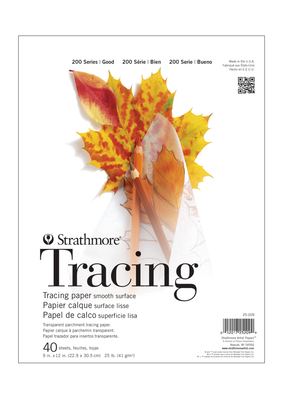 Strathmore Strathmore Tracing Pad 9 x 12 Inch