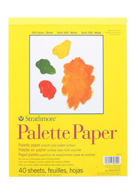 Strathmore Strathmore Paper Palette Pad 9 x 12 Inch