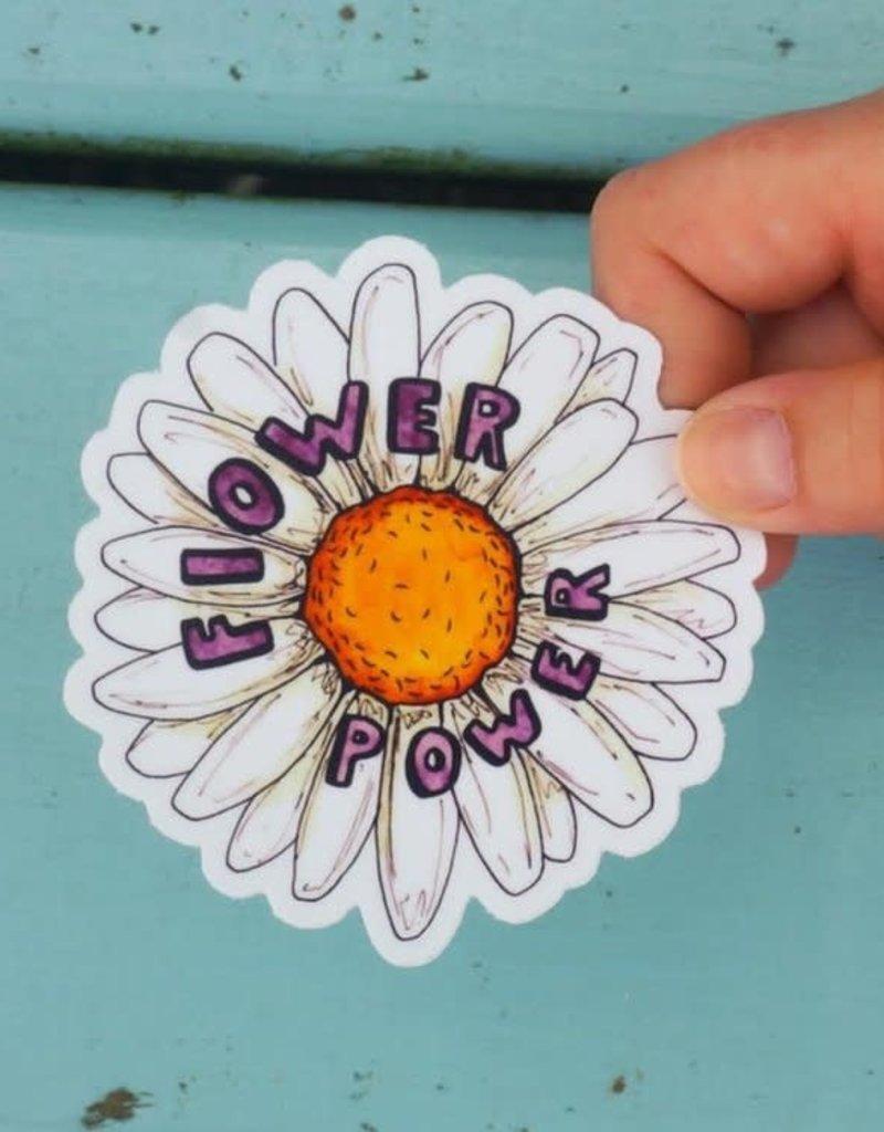 KPB Designs Sticker Flower Power