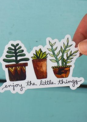 KPB Designs Sticker Little Things