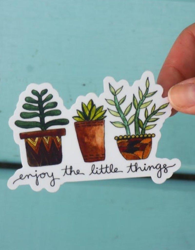 KPB Designs Sticker Little Things