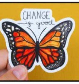 KPB Designs Sticker Change Is Good
