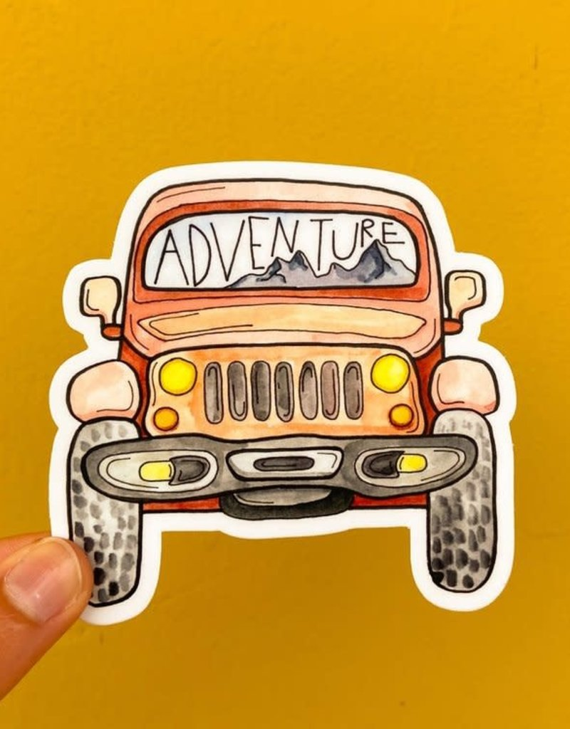 KPB Designs Sticker Adventure