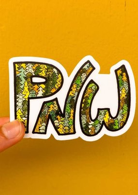KPB Designs Sticker PNW