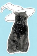 Bee's Knees Sticker Starry Cat