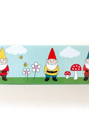 Smarty Pants Paper Pencil Box Garden Gnome