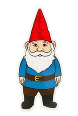 Smarty Pants Paper Sticker Garden Gnome