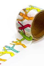Smarty Pants Paper Washi Wacky Waver