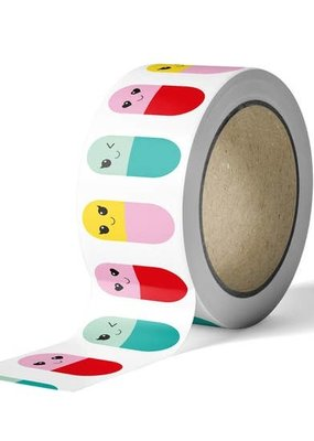 Studio Inktvis Washi Happy Pills