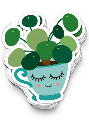 Studio Inktvis Sticker Pilea