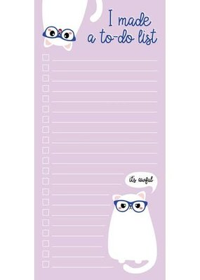 Studio Inktvis Notepad Grumpy Cat