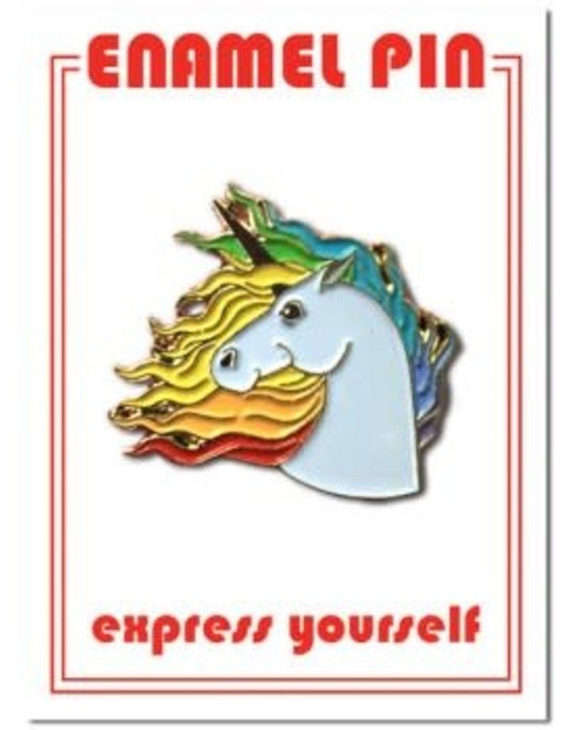 The Found Enamel Pin Unicorn