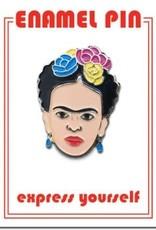The Found Enamel Pin Frida