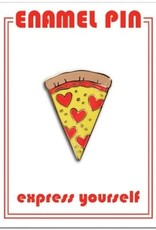 The Found Enamel Pin Pizza Slice