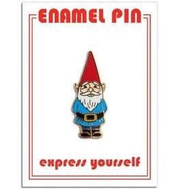 The Found Enamel Pin Gnome