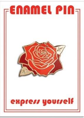 The Found Enamel Pin Rose