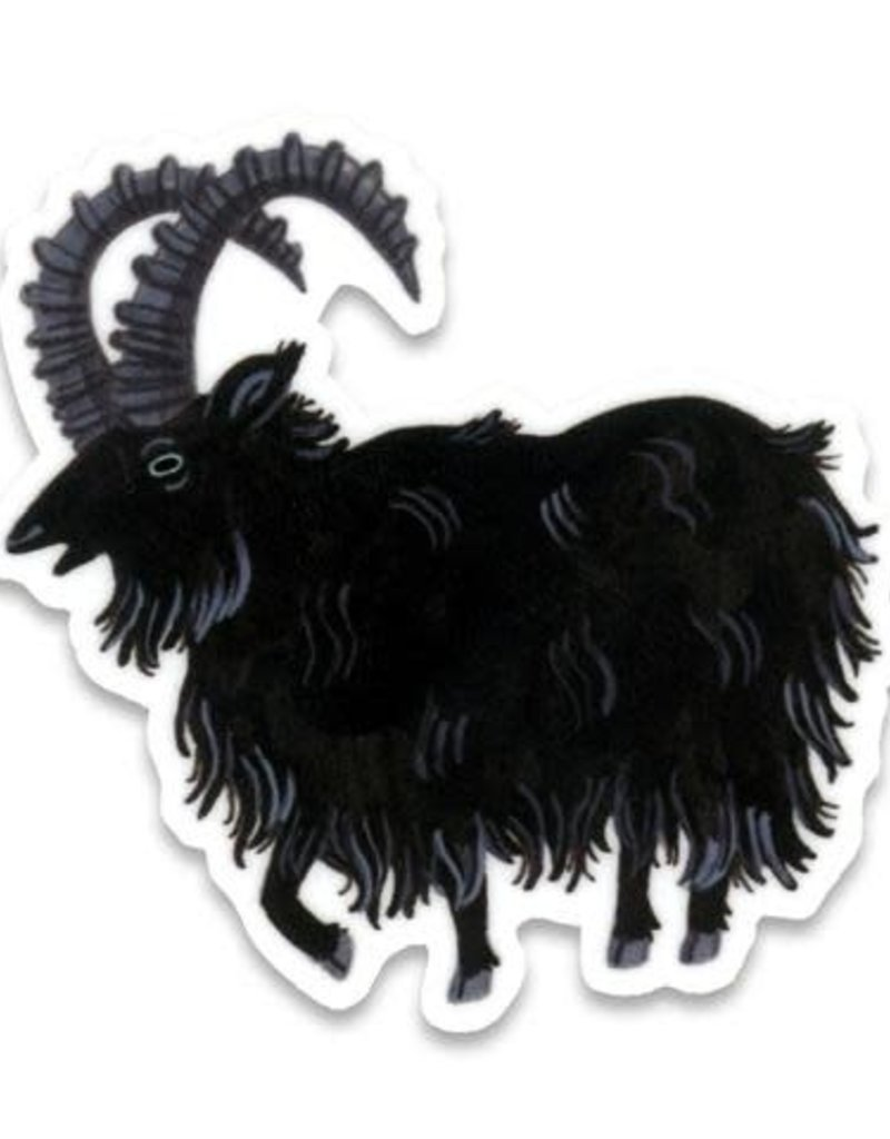 Cactus Club Sticker Black Phillip