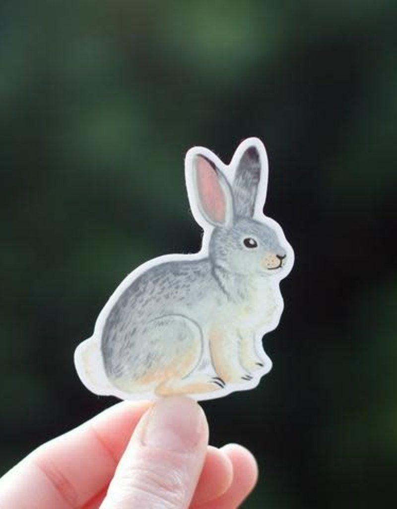 Cactus Club Sticker Bunny