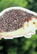 Cactus Club Sticker Hedgehog